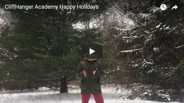 Cliffhanger Academy Happy Holidays