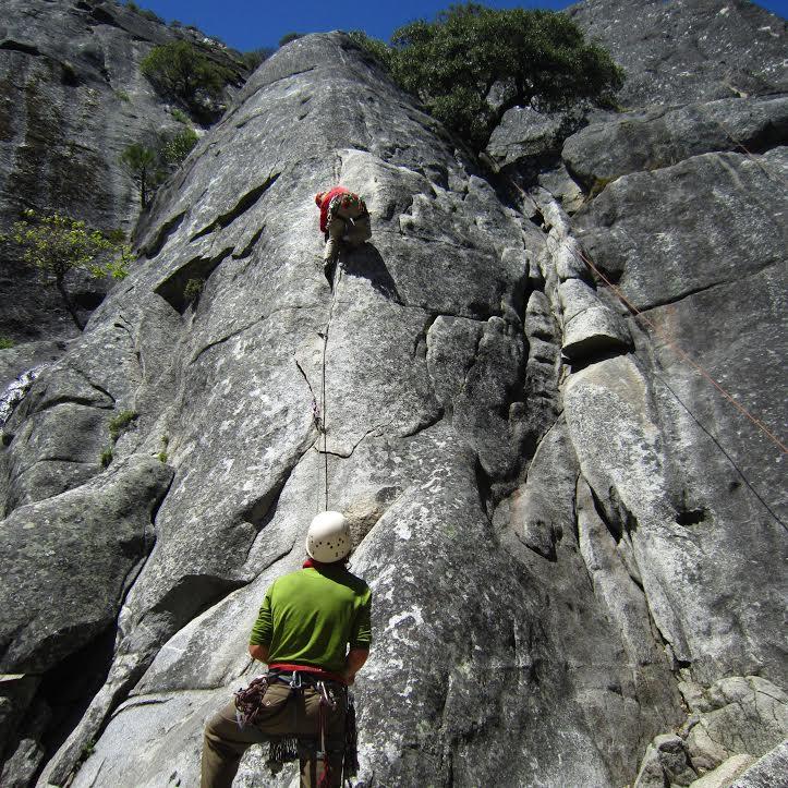 David Mykel CliffHanger Academy Experiential leadership development learning Rock Climbing NYC New York City LA Los Angeles