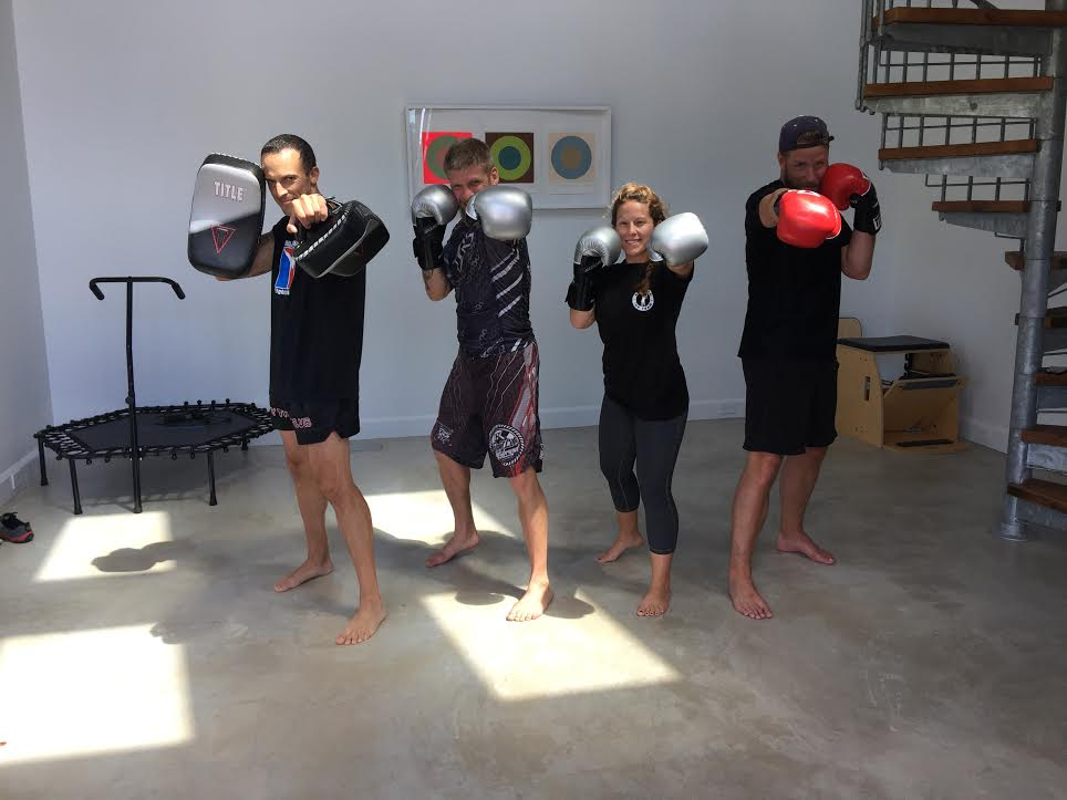 David Mykel CliffHanger Academy Experiential leadership development learning Muay Thai NYC New York City LA Los Angeles